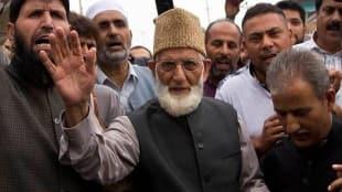 Syed Ali Shah Geelani passes away at 92