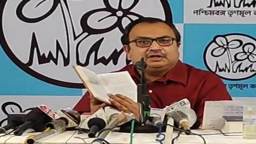 TMC leader Kunal Ghosh summoned by Khowai police tripura