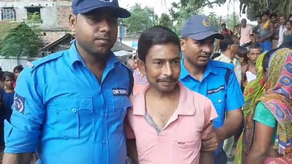 allegation of stealing relief money by opening a fake account by tmc leader at malda
