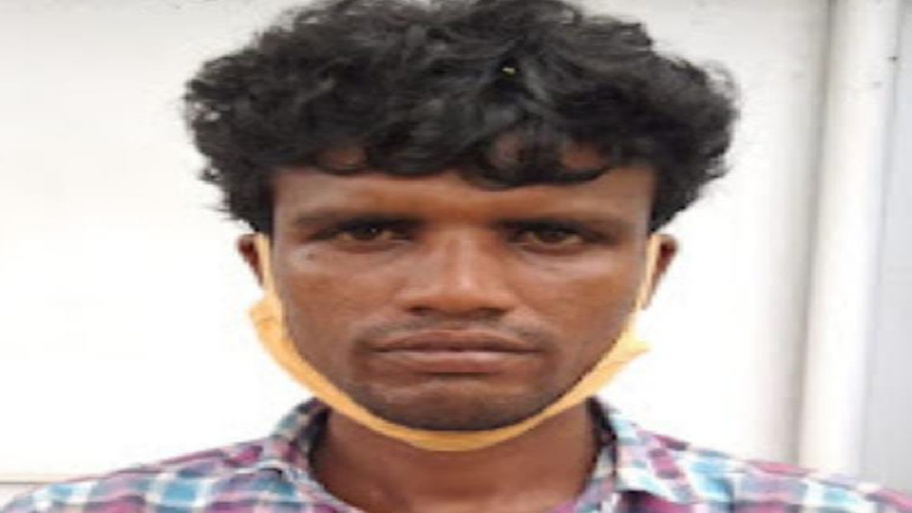 Galsi resident bijoy bag win one crore rupees in lottery, he stayed a night at police station
