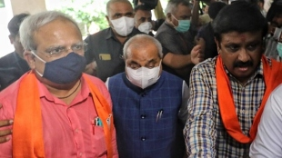 I have not been sidelined says outgoing Gujarat deputy CM Nitin Patel