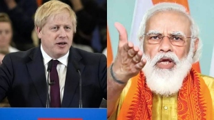 India said UK govts decision to not recognise Covishield is discriminatory policy