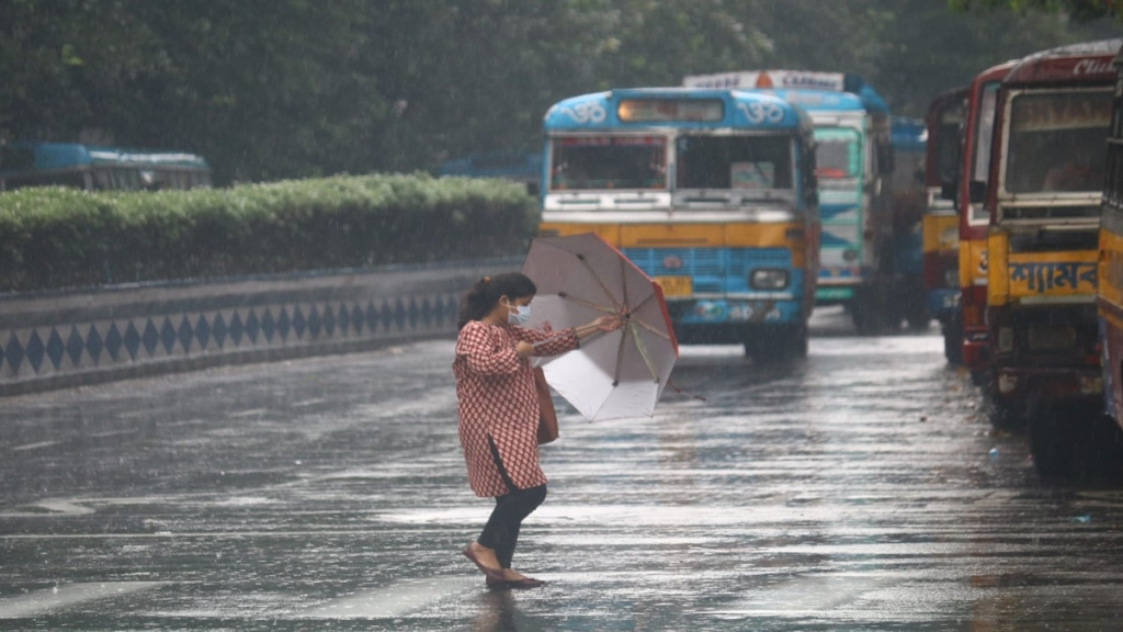 west bengal weather forcast today 16 october 2021