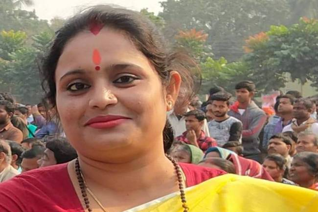 EX BJP now Social Worker arrested for cut hair-beat interfaith couple in public