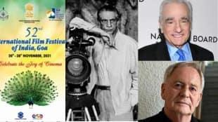 IFFI 2021, Martin Scorsese, Istvan Szabo, Satyajit Ray lifetime achievement award, OTT platforms, সত্যজিৎ রায়, মার্টিন স্করসেসি, ইস্টভান জাবো, bengali news today