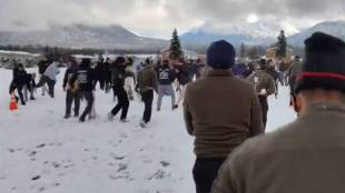 Indo-US military exercise in Alaska kicks off with kabaddi, snowball fight