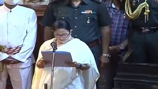 Mamata Banerjee takes oath as MLA in Bengal Assembly