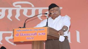 Mohan Bhagwat demands population policy, return of temple properties to Hindu society
