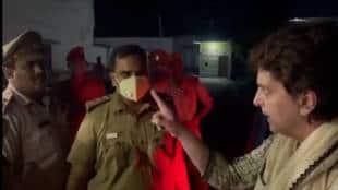 Lakhimpur Kheri Violence, Priyanka Gandhi