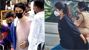 In Rhea Chakraborty Aryan Khan arrests NCB relies only on there WhatsApp chats