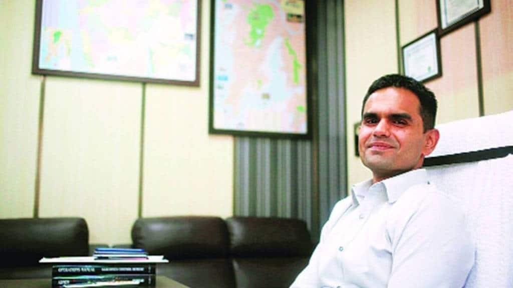 Sameer Wankhede meets Maharashtra DGP, claims he was followed