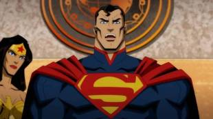 Angry reactions as Superman destroys military hardware in Kashmir