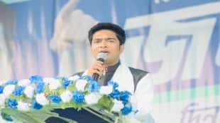 abhishek banerjee slams modi on bangladesh violence-issue at shantipur bypoll campaign