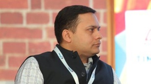 Curiously five hours after polling closed, EC haven't updated the number, tweets Bjp leader Amit Malviya