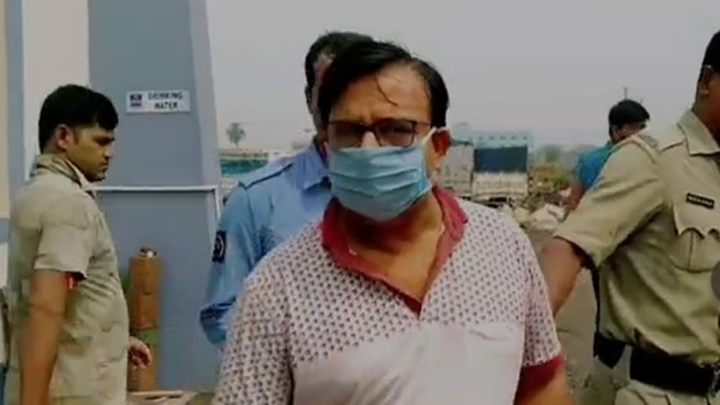 Businessman of andal arrested for making fake swasthya sathi card