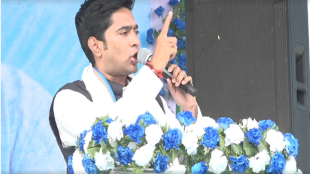 Avisekh Banerjee criticise BJP during Dinhata bypoll campaign 25 october 2021