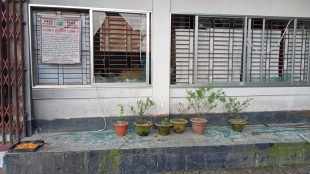 ISKCON temple & devotees were violently attacked by a mob in Noakhali, Bangladesh
