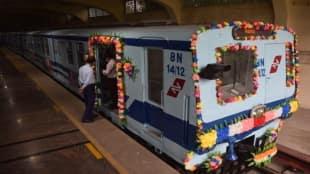 complete abrogation of kolkata metros non ac compartments