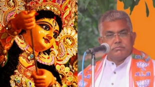 Dilip ghosh clarified his position on Durga Puja organized by the bjp