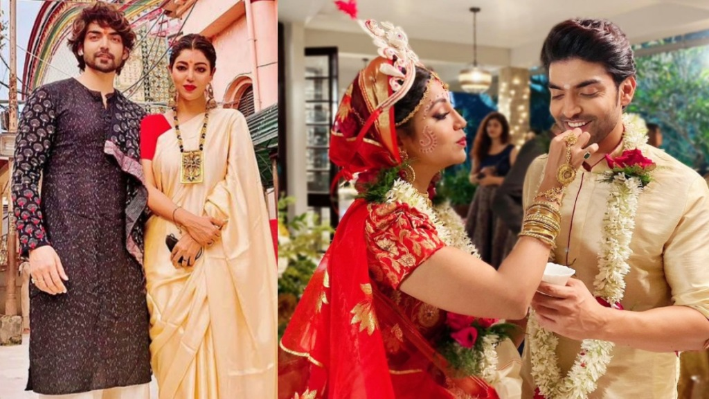 Gurmeet Choudhury, Debina Bonnerjee, Gurmeet Choudhury Debina Bonnerjee visits Kolkata, Gurmeet Choudhury Debina Bonnerjee married again, দেবীনা বন্দ্যোপাধ্যায়, গুরমিত চৌধুরি, দেবীনা-গুরমিত, bengali news today