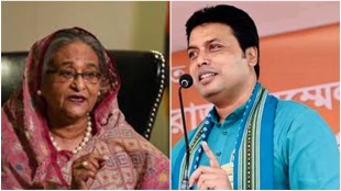 Saddened by Bangladesh temple attacks but confident that Hasina govt will take action says Biplab Deb