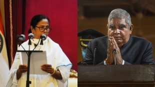 Mamata Banerjee will be sworn in on October 7 bengal governor jagdeep Dhankhar announced