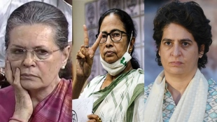 Tmc on 40 percent seat reserved for woman in uttarpradesh assambly poll by congress