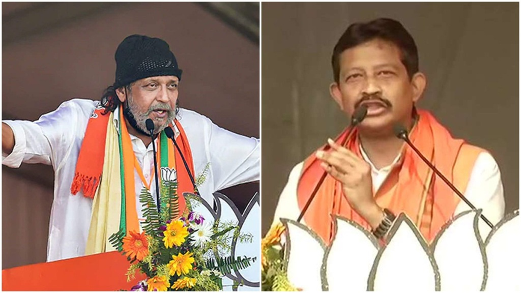 Mithun is appointed as bjp national executive committee member Rajib gets new post