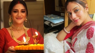 Nusrat Jahan, Durga Puja 2021, Nusrat Jahan trolled, নুসরত জাহান, ধর্ম নিয়ে কটাক্ষ নুসরতকে, bengali news today