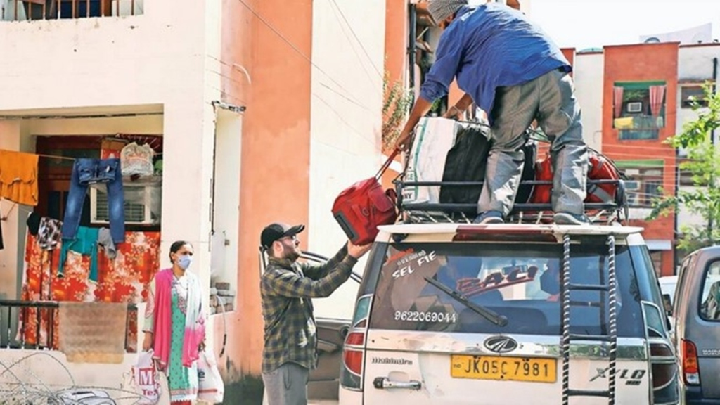 After attacks jammu & kashmir to migrant staff get to work or face action