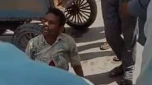 Man assaults chicken seller at Singhu border Nihang Sikh arrested