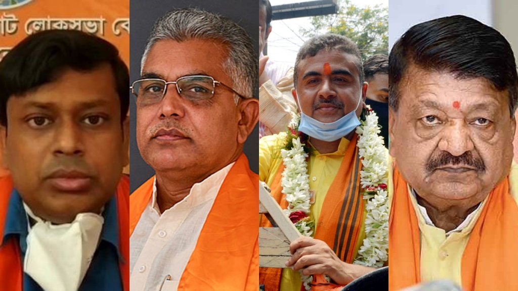 BJP is now desperate to do Durga Pujo to prevent face loss