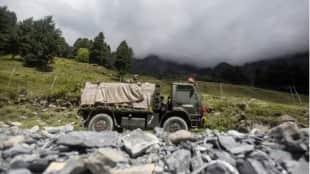 Indian, Chinese patrols face-off in Tawang