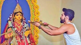 Gourab Chatterjee, Laxmi Puja 2021, Uttam Kumar house's Laxmi Puja, গৌরব চট্টোপাধ্যায়, উত্তম কুমারের বাড়ির লক্ষ্মীপুজো, লক্ষ্মীপুজো ২০২১, bengali news today